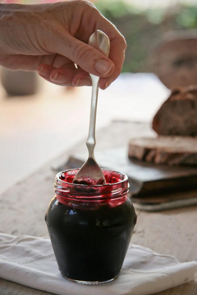como preparar mermelada de moras casera