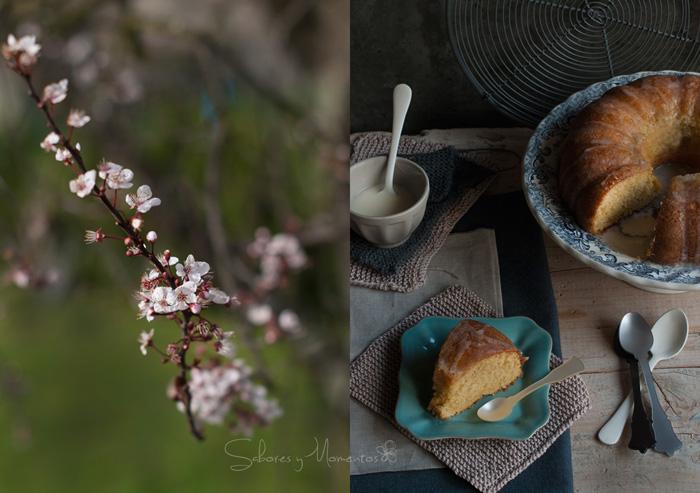 Bundt Cake de Vainilla y Ron
