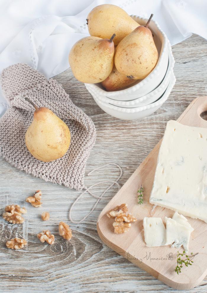 peras-y-queso-gorgonzola