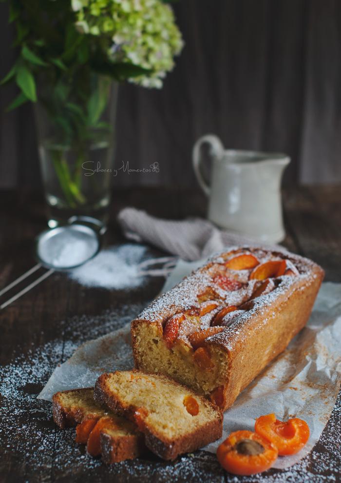 Cake-de-albaricoques