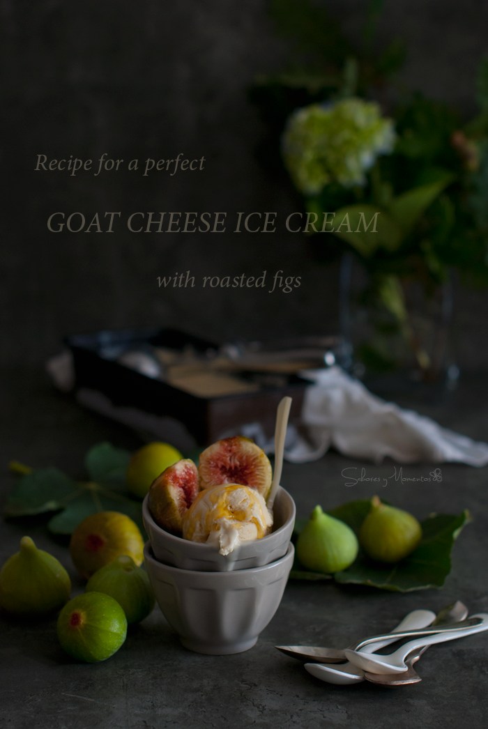 goat-cheese-ice-cream-with-roasted-figs