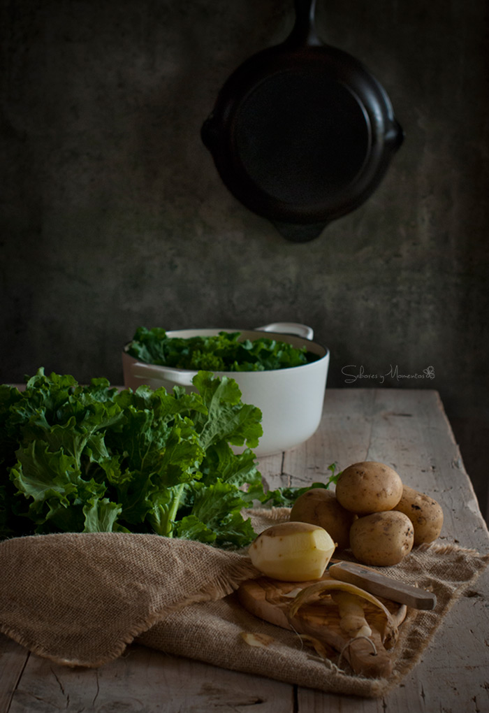 Bodegon-ingredientes-patatas-y-kale
