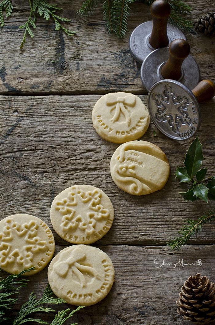 Recetas faciles para navidad galletas
