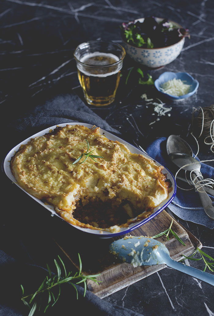 Receta de Cottage Pie