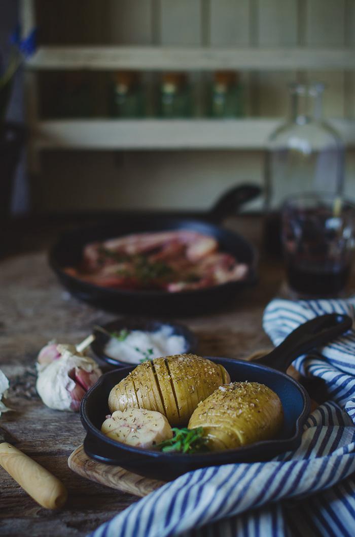 Patatas-al-horno-en-skillet
