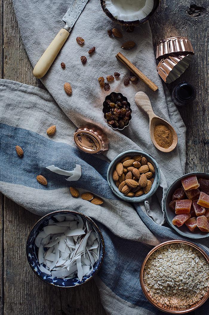 Granola hecha en casa la receta sabores y momentos - La casona sitges ...