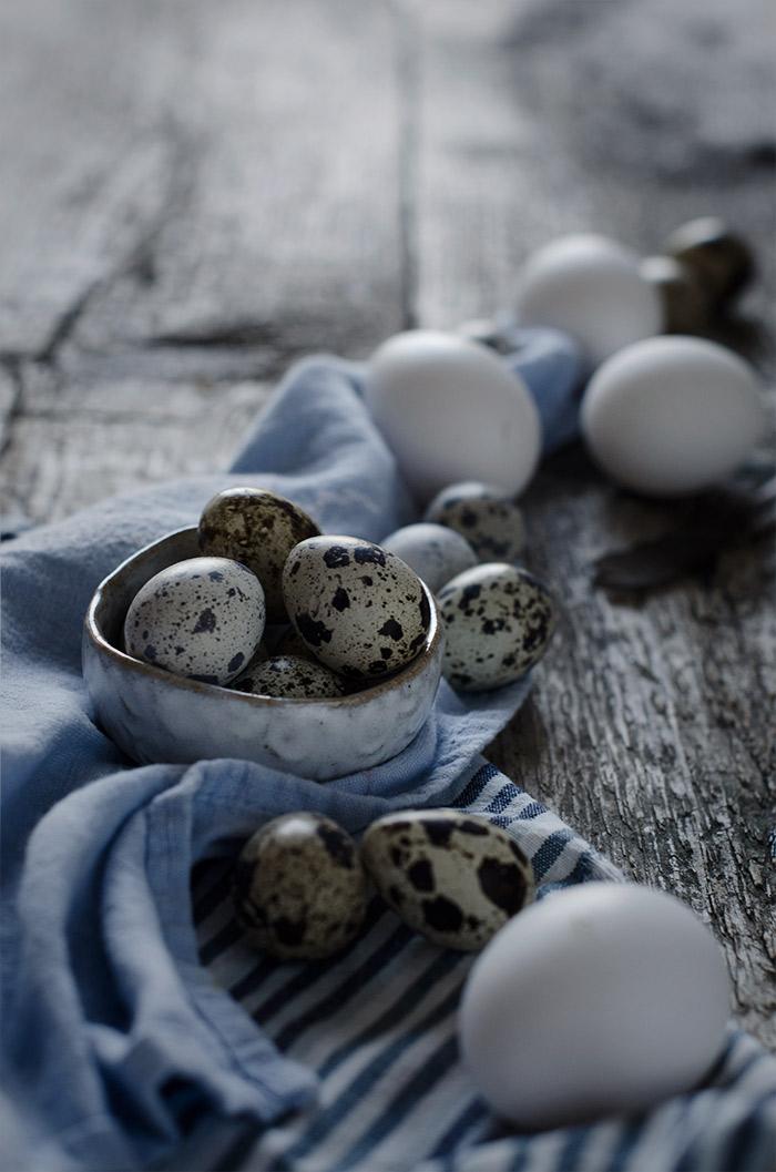 Huevos-codorniz