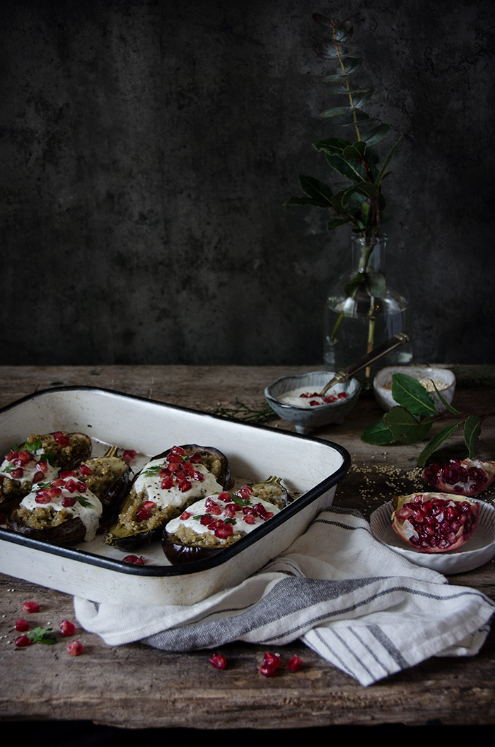 berenjenas-con-quinoa