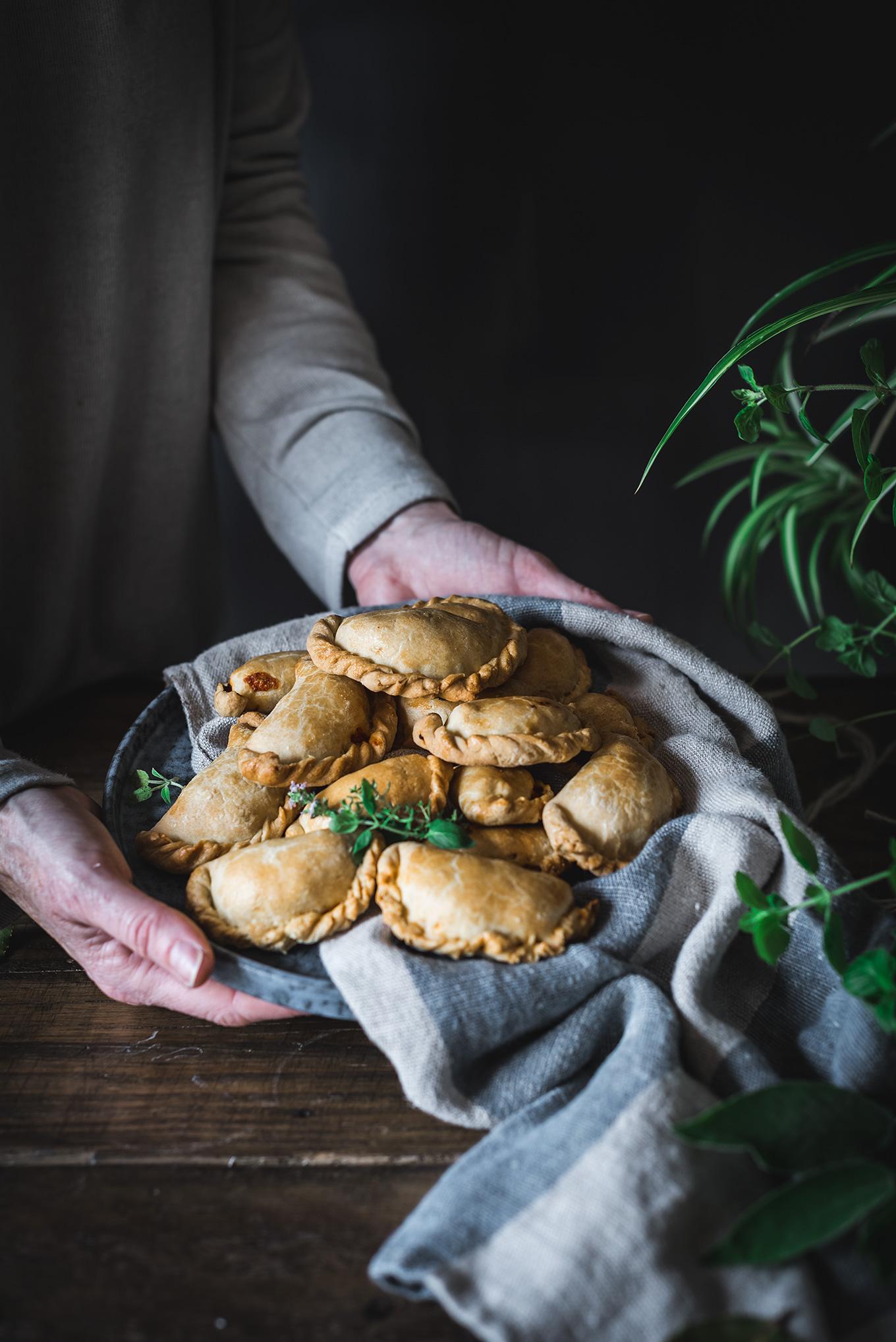 Empanadillas de Pollo al Horno by Patry García | Sabores y Momentos