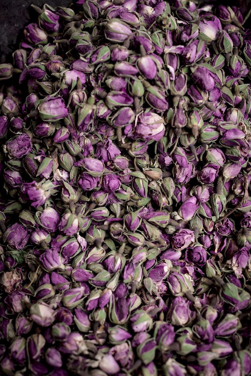 Rosas secas Marrakech