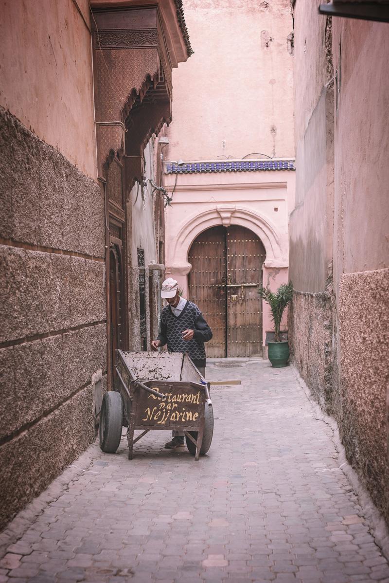 Rincones de la Medina de Marrakech