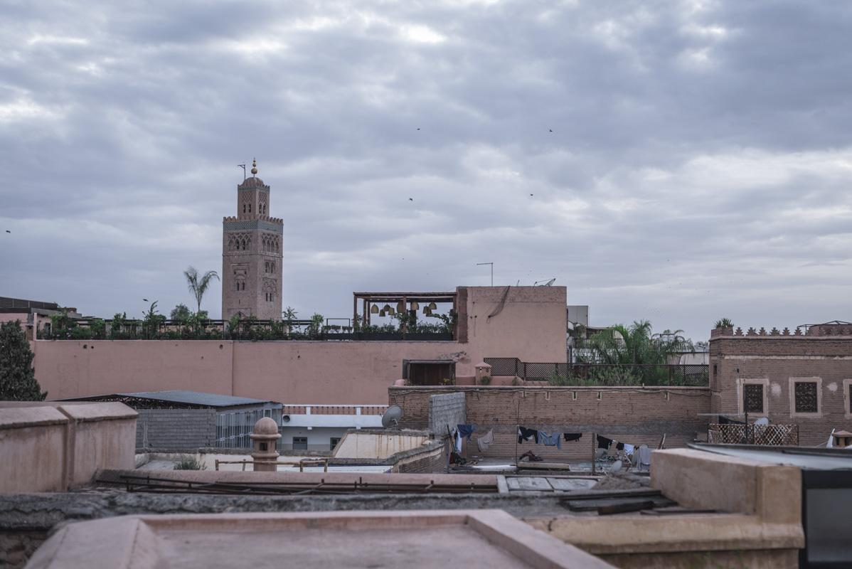 Terrazas de Marrakech