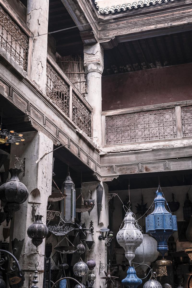 Taller Artesanía Marrakech