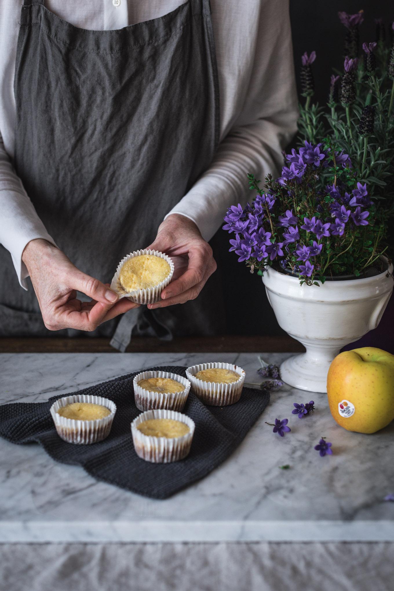Como preparar una cheesecake fácil